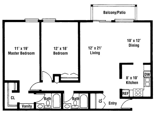 Nottingham floor plan