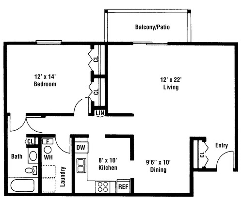 Winbourne floor plan